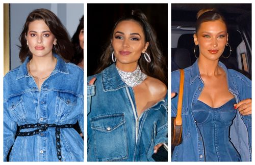 Ashley Graham, Olivia Culpo, Bella Hadid and More Slay at Gigi's Denim-Themed Birthday Party - See Pics!