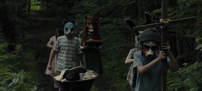 Watch the chilling first trailer for Stephen King's Pet Sematary movie