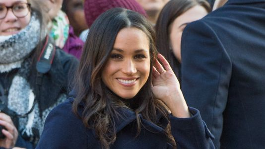 Meghan Markle Says Leaked Naked Photos Aren't Legit