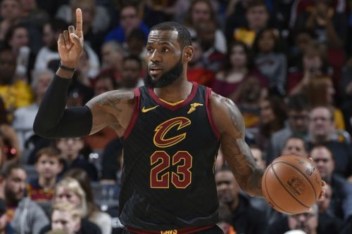 NBA's 2018 All-Star Starters Have Been Revealed