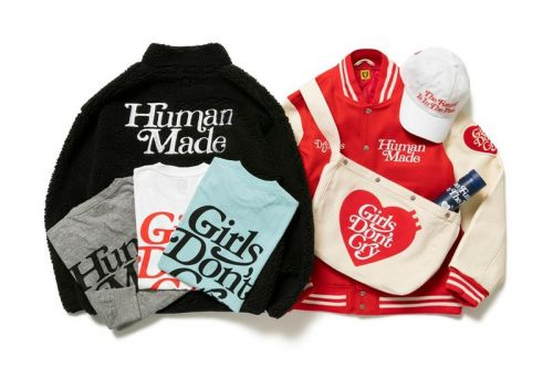 Girls Don't Cry x HUMAN MADE Is Here To Liven up Your FW20 Wardrobe
