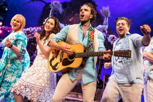 Broadway's box office is wasting away in 'Margaritaville'