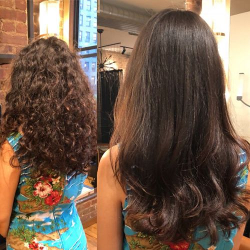 Blowdry Basics From Oribe in Honor of National Blowout Day