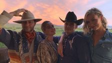Karlie Kloss Goes Full Yeehaw For Second Wedding With Joshua Kushner