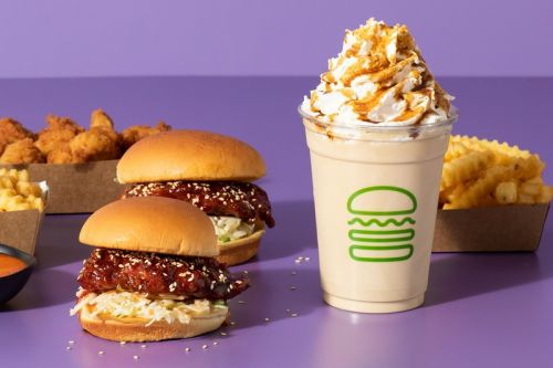 Shake Shack's Introduces Korean-Style Fried Chick'n Stateside