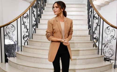 Victoria Beckham launches her own beauty line