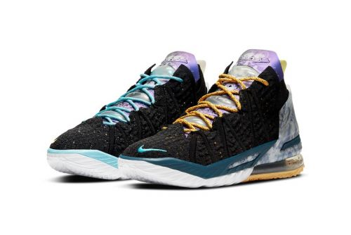 """Official Look at LeBron James' Nike LeBron 18 """"Reflections"""""""