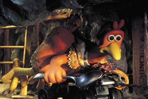 Actress Julia Sawalha fired from 'Chicken Run 2' for sounding 'too old'