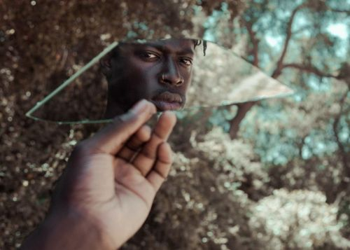 Moses Sumney makes music that's like a Rothko painting