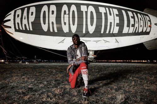 2 Chainz Debuts the Name of His Next Album on a Blimp