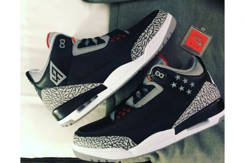 LaMarcus Aldridge Teases a New Air Jordan 3