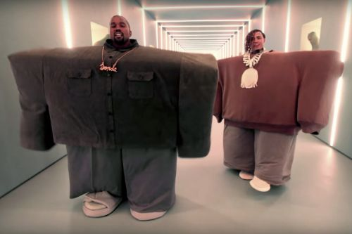 """Spike Jonze Reveals Early Sketches From Kanye West's """"I Love It"""" Video"""