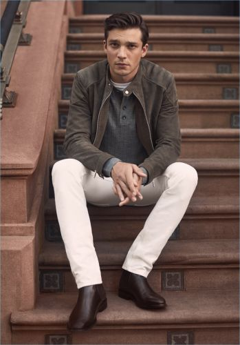 Reiss Unveils Guide to Trans-Seasonal Style