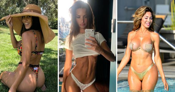 We're Celebrating National Nude Day With These Celebs Who Love to Bare It All
