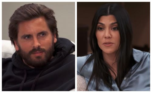 Kourtney Kardashian And Scott Disick's Custody Plans May Change Because Of Sofia Richie