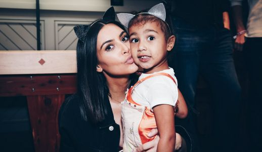 Kim Kardashian Posts Topless Pic Taken by Daughter North - and Fans Are Weirded Out