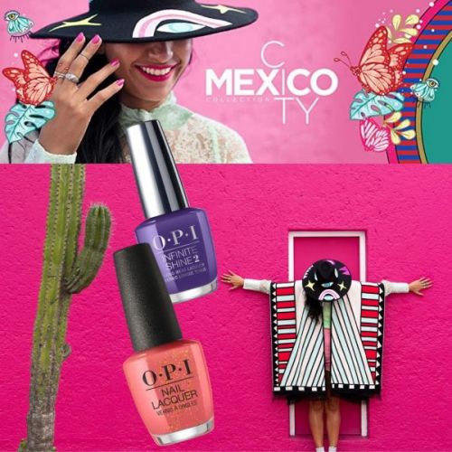 OPI Mexico City Collection