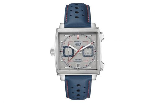 TAG Heuer's Third Monaco 50th Anniversary Edition Is a Tribute to the '90s