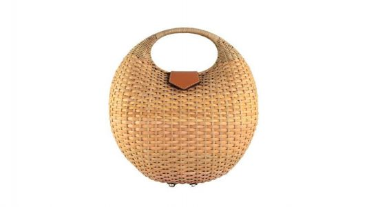 Whitney May Have Finally Found a Wicker Purse That Fits Her Aesthetic