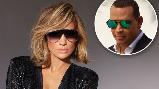 Jennifer Lopez and Alex Rodriguez Team Up for Steamy New Sunglasses Campaign - See Sexy Pics!