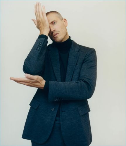 All Things Considered: Mike Guenther Dons Brioni for Barneys