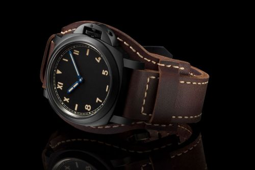 "Panerai Debuts Tough Luminor ""California 8 Days"" Watch"