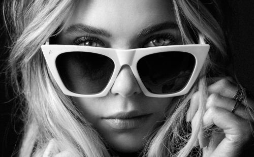 Ashley Benson launches eyewear collection