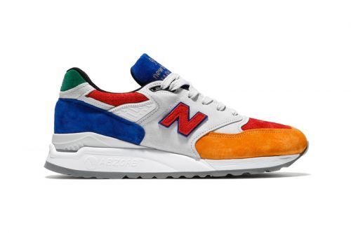 "Bodega & New Balance Unveil Boston-Themed 998 ""Mass Transit"" Exclusive"