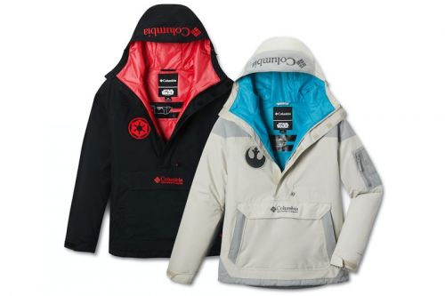 Columbia Limited Edition Star Wars Challenger Jackets