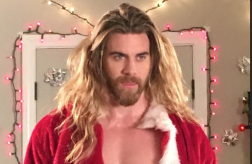 Brock O'Hurn Is the Christmas Thirst Trap You Didn't Know You Needed!