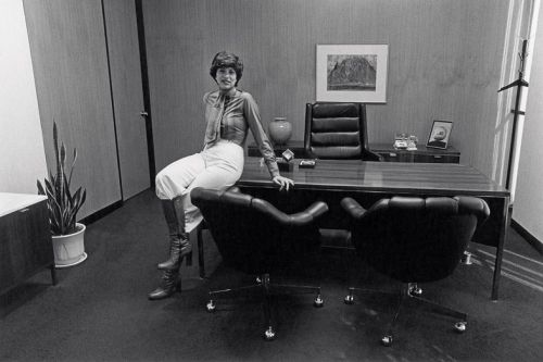 Surreal Photographs From the Inner Sanctum of 1970s Corporate America