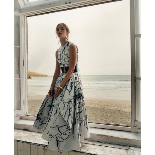 Jamie Hawkesworth Shoots Another Alexander McQueen Campaign - We're Off to Cornwall for SS20