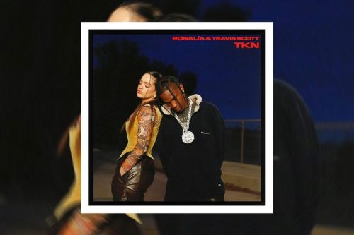 "Rosalía and Travis Scott Join Forces for New Song ""TKN"""