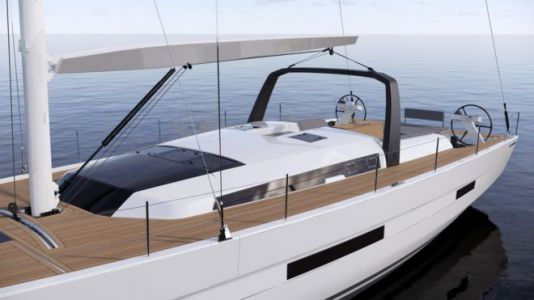 Dufour Develops Flagship Sailing Yacht For Potential December Launch