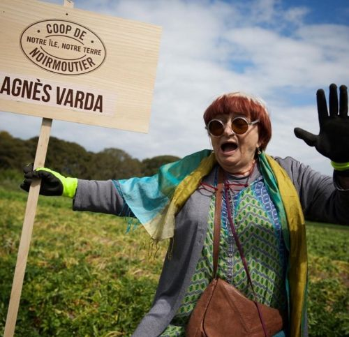 Watch a previously unseen documentary by late New Wave icon Agnès Varda