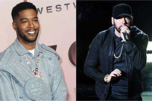 Hear Kid Cudi, Eminem's new song 'Adventures of Moon Man and Slim Shady'