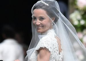 So Pippa Middleton's Wedding Dress Did Not Disappoint