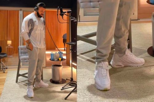 Drake Teases NOCTA x Nike Hot Step Air Terra