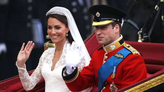 Here's Why Prince William Doesn't Wear A Wedding Ring But Kate Middleton Does