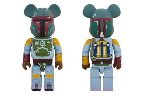 "Medicom Toy Has Reissued the Iconic ""Boba Fett"" BE RBRICK"