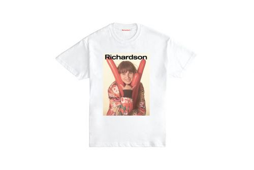 David Sims and Richardson Explore Youth Culture in T-Shirt and Broadsheet Newspaper Collab