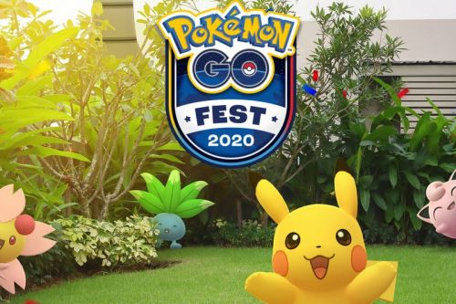 'Pokémon Go' Will Donate $5 MIllion USD Minimum From Go Fest 2020 Ticket Sales