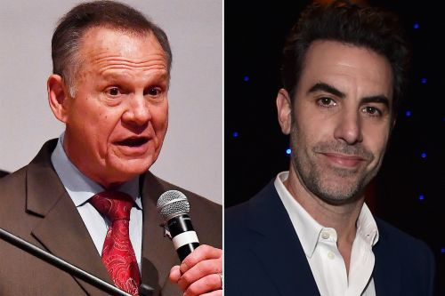 Roy Moore Threatens to Sue Sacha Baron Cohen Over Provocative Showtime Series