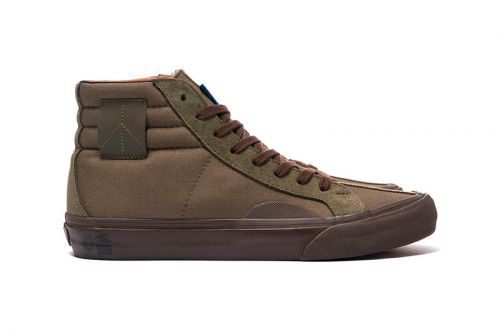 Taka Hayashi & Vans Vault Come Together on a Military-Inspired Capsule