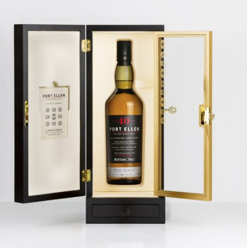 Port Ellen Adds New 40-Year-Old Whisky to Untold Stories Series