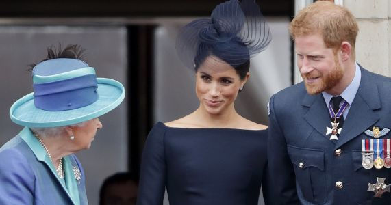 Meghan Markle Isn't Allowed to Go to the Emmys, Thanks to Prince Harry and Queen Elizabeth