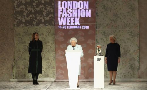 Richard Quinn wins inaugural Queen Elizabeth II Award for Design
