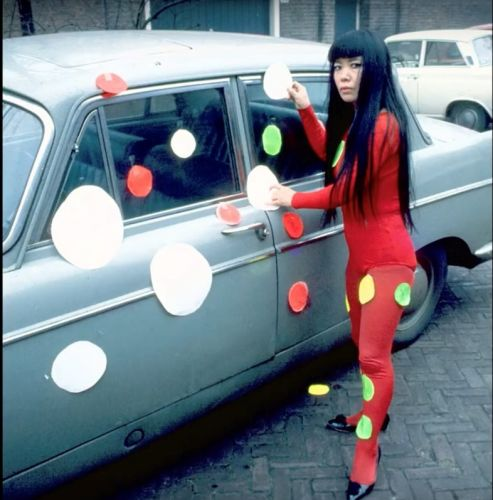 Watch a trailer for Yayoi Kusama's upcoming documentary, Infinity