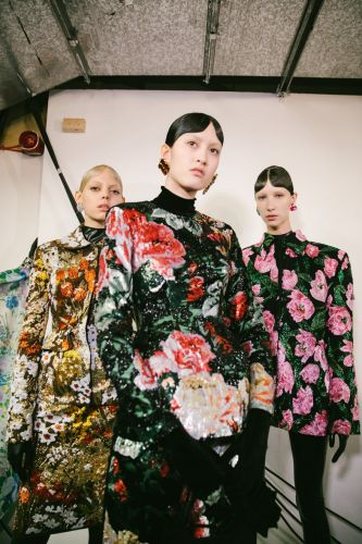 London fashion's new gen talk how the city's scene is changing