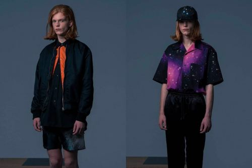 Neon Sign Goes Galactic With Graphic-Heavy SS20 Collection